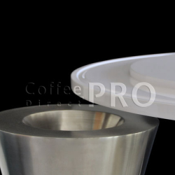 Coffee cupping spitoon